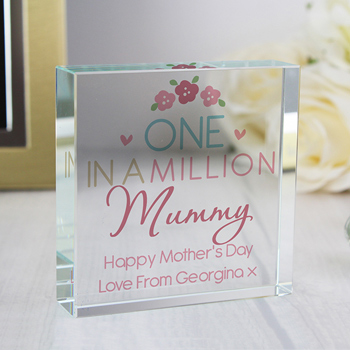 One in a Million Personalised Token Mummy Grandma etc