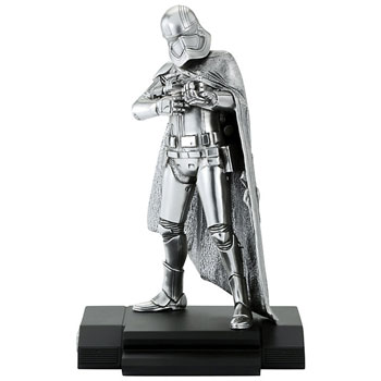 Ltd Edition Royal Selangor Pewter Captain Phasma