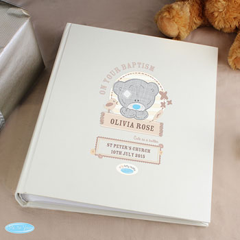 Personalised Tiny Tatty Teddy Sleeve Photo Album