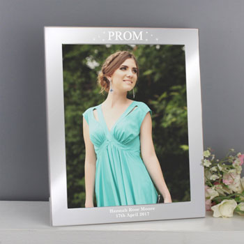 Personalised Prom Night Aluminium 10x8 Photo Frame Prom Gift