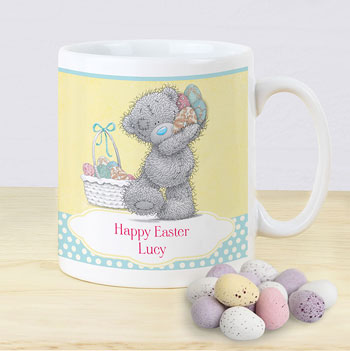 Personalised Me To You Tatty Teddy Easter Children's Mug