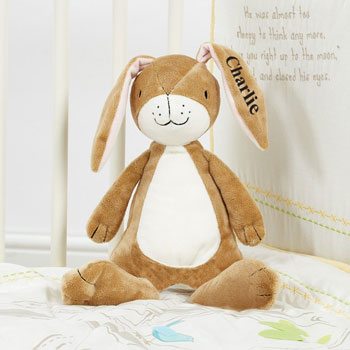 Personalised Guess How Much I Love You Large Plush Hare
