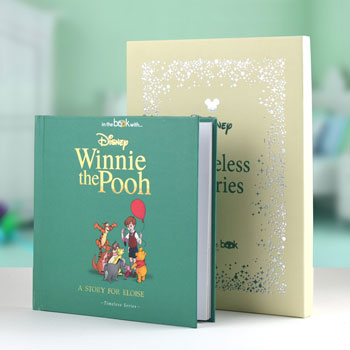 Personalised Timeless Winnie the Pooh Children's Book