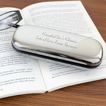 Personalised Glasses Case Any Text