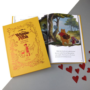 Personalised Disney Winnie the Pooh Collection