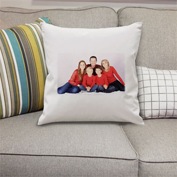 Photo Upload Picture Cushion