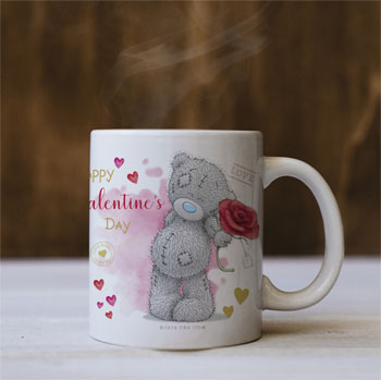 Me To You Personalised Valentines Mug
