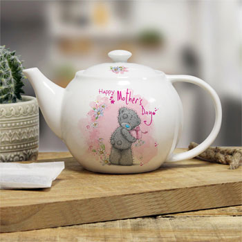 Personalised Me To You Tatty Teddy Mother's Day Teapot