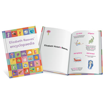 Personalised Children's Encyclopaedia
